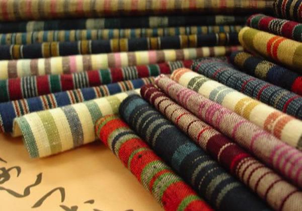 静岡の織物